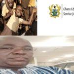 Keta Municipal Director of Education halts exams for containing vulgar language.
