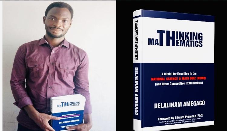 Nurturing young minds; meet Delalinam Besa Amegago, author and Mathematics teacher at KETASCO.